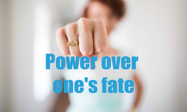 Power over one's fate
