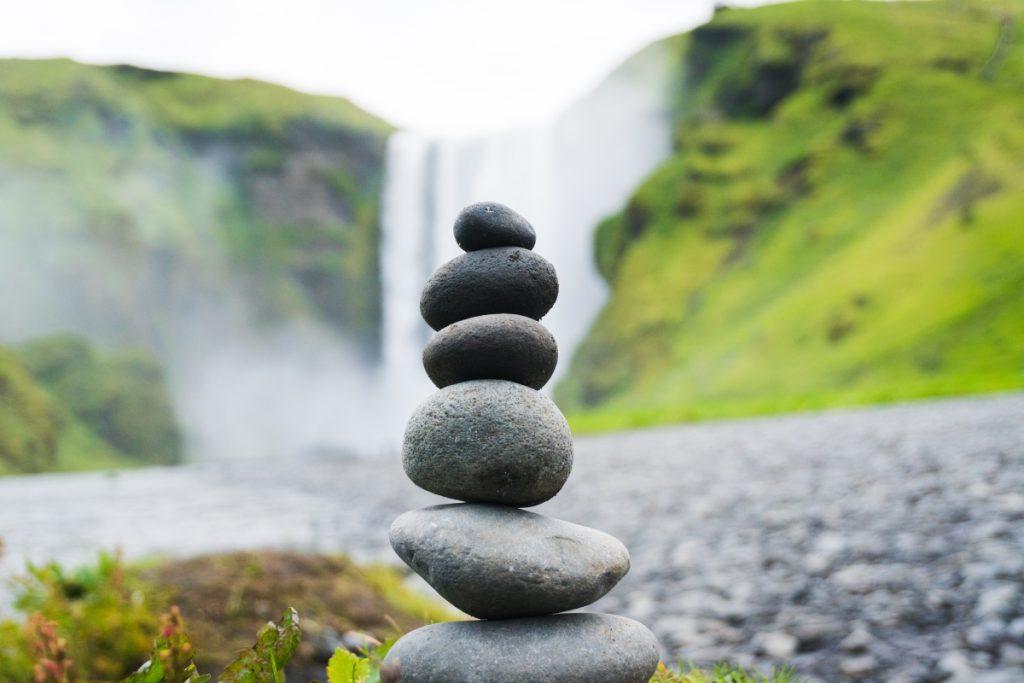 goals provide a balance