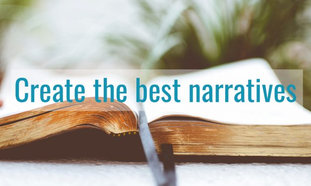 Create the best narratives