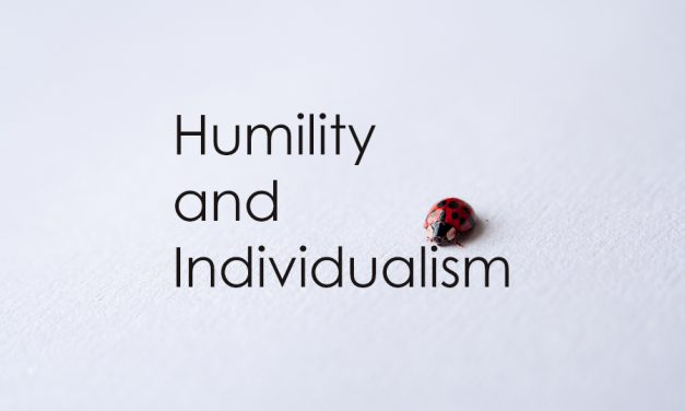 Humility and Individualism