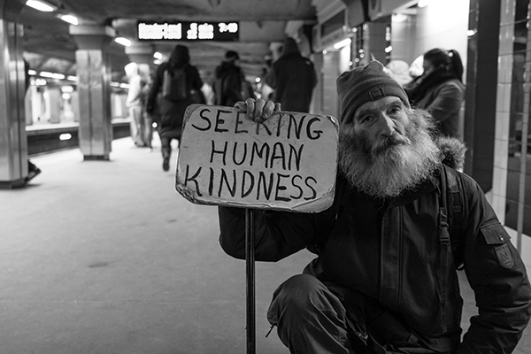 seeking kindness generous