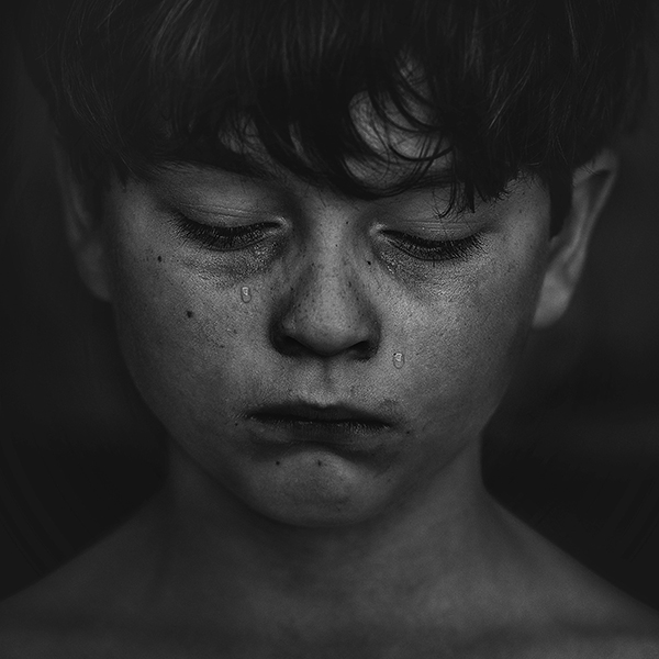 Broken Childhoods | Boy Crying