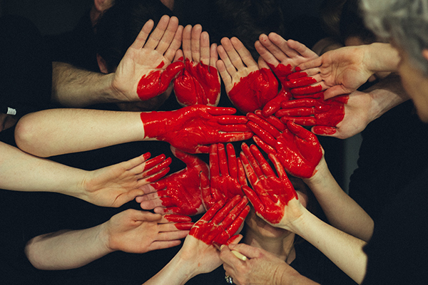 Voluntary Community | Hands Heart