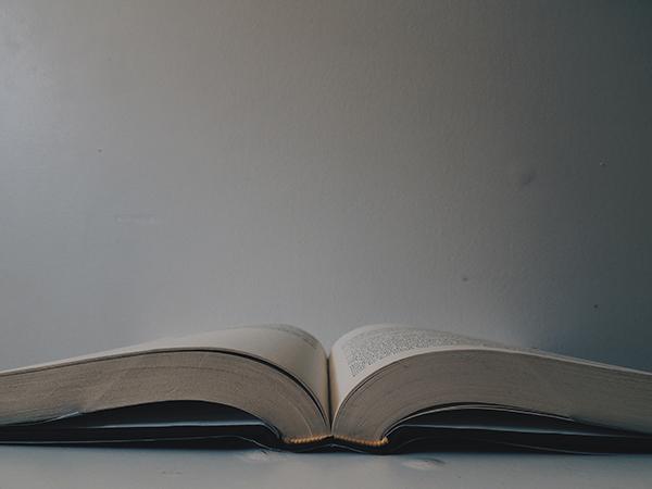 read | open book